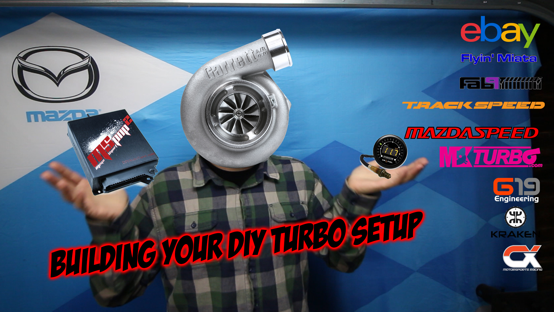 The ULTIMATE Guide to DIY Turbo Miata Setups – The Car Passion Channel